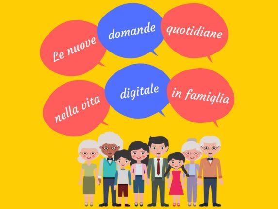 Il dialogo nella famiglia digitale